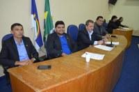 Luizinho, Tiago Maniçoba, Beto Souza, Gilberto Quirino