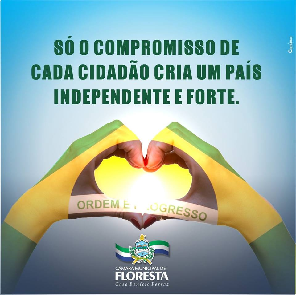 07 DE SETEMBRO - INDEPENDÊNCIA DO BRASIL