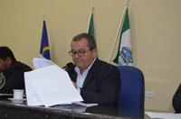 14 matérias foram apresentadas na Sessão da última quarta, em Floresta