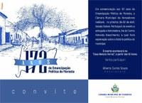 172 anos de Emancipação Política de Floresta - PE