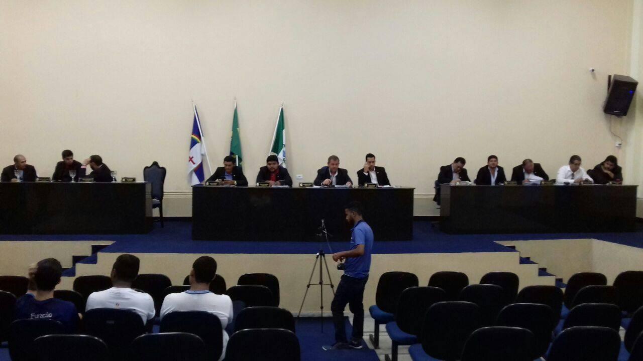 17ª Sessão Ordinária do 2° Período Legislativo de 2017