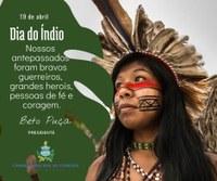 19 de abril - Dia do Índio