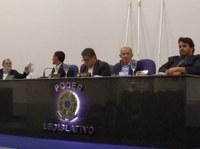 26ª Sessão Ordinária da Câmara de Vereadores de Floresta