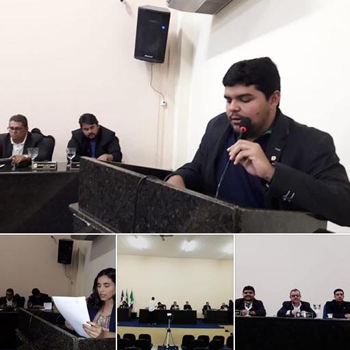 7ª Sessão Ordinária do 2° Período Legislativo de 2018