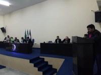A 14ª Sessão Ordinária do 2° período lesgilativo de 2018 aconteceu, nesta manhã (05), na Câmara de Vereadores de Floresta.