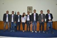 A Câmara de Vereadores realizou a 31ª Sessão Ordinária