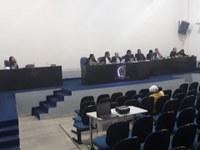 Câmara de Floresta realiza 15ª Sessão Ordinária do 1° Período Legislativo de 2019