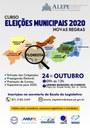 Câmara de Floresta sediará curso sobre novas regras para Eleições Municipais 2020