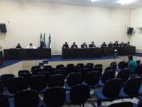 Câmara de Vereadores realizou mais uma sessão ordinária