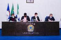 CÂMARA MUNICIPAL DE FLORESTA REALIZA 2ª SESSÃO ORDINÁRIA DO PRIMEIRO SEMESTRE LEGISLATIVO DE 2021