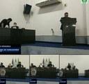 Câmara realiza Sessão de Abertura dos trabalhos do 2° Período Legislativo