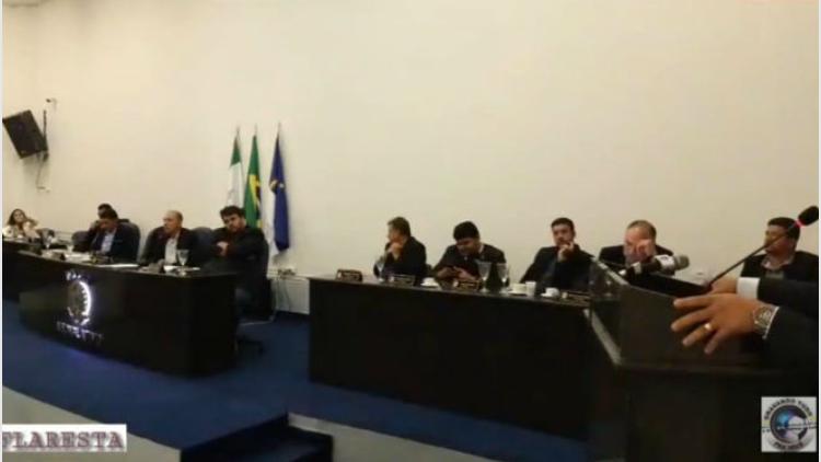 Confira o que aconteceu na Sessão Ordinária dessa segunda (16) da Câmara de Vereadores de Floresta, PE