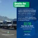 CONVITE AOS PROFISSIONAIS DO SERVIÇO PÚBLICO ALTERNATIVO DO MUNICÍPIO