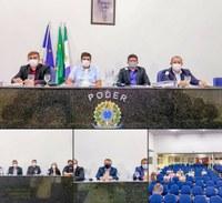 DESTAQUES DAS SESSÕES ORDINÁRIAS DO DIA 6 DE OUTUBRO