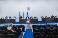 DESTAQUES DA 8ª SESSÃO ORDINÁRIA