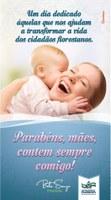 Domingo, 14 de maio, Dia das Mães!