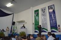 """Entrega de Título de Cidadão Florestano, apresentação da Medalha de Mérito """"Adolfo Ferraz"""" e lançamento do livro a """"Sutileza do Sangue"""", da florestana Andrea Ferraz"""