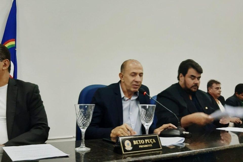 Legislativo se reúne para debater novas propostas de melhorias para a população
