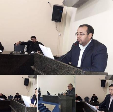 Matérias apresentadas na Sessão Ordinária do dia 17.09