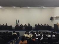 Nesta segunda-feira (08), vereadores de Floresta se reuniram em Sessão Ordinária