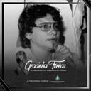 Nota de pesar pelo falecimento da ex-vereadora e ex-presidente da Câmara, Gracinha Ferraz