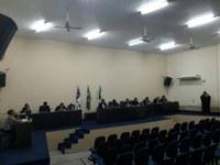 Obras, cultura, precatórios do FUNDEF foram assuntos da sessão na Câmara de Floresta