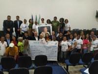 Vereadores do Legislativo de Floresta realizaram nesta segunda-feira (21),a 17ª Sessão Ordinária do 2º período Legislativo