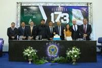 Poder Legislativo de Floresta realiza sessão solene em comemoração aos 173 anos de Emancipação Política de Floresta