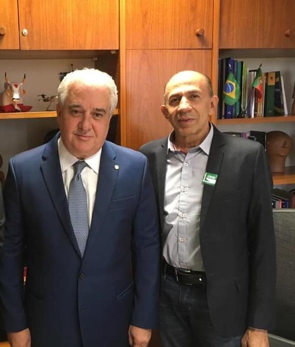 Presidente do Legislativo, Beto Puça, alerta Governo Municipal sobre recursos disponíveis no Ministério do Meio Ambiente para uso em resíduos sólidos