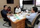 Visita a Câmara Municipal de Caruaru