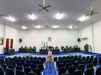 RESUMO DA 27ª SESSÃO ORDINÁRIA