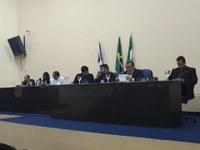 Reunião da Câmara de Vereadores do dia 04 de junho de 2018