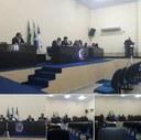 Reunião dos vereadores da Câmara de Floresta
