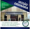 Sessão Ordinária dia 06.09.2017