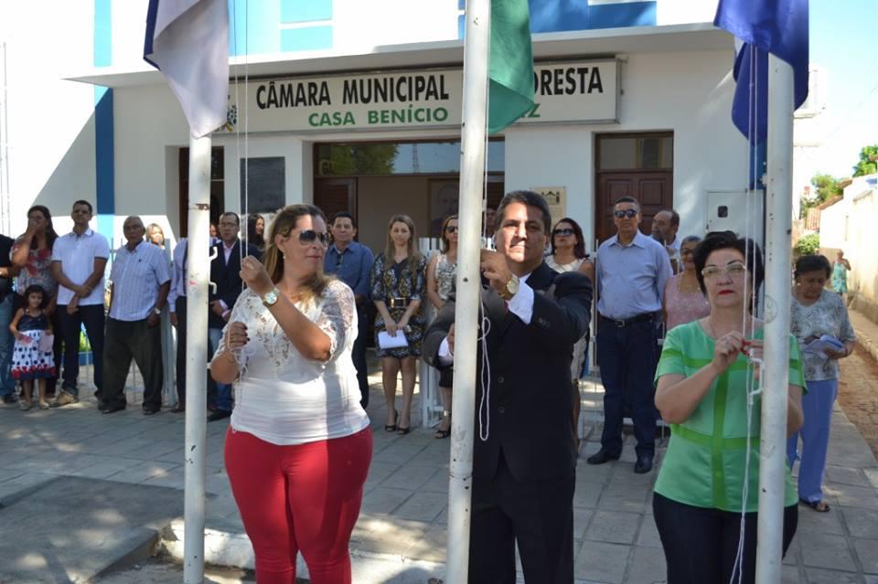 169 ANOS DA EMANCIPAÇÃO POLÍTICA DE FLORESTA