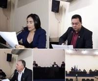 Sessão Ordinária do dia 09 de julho de 2018
