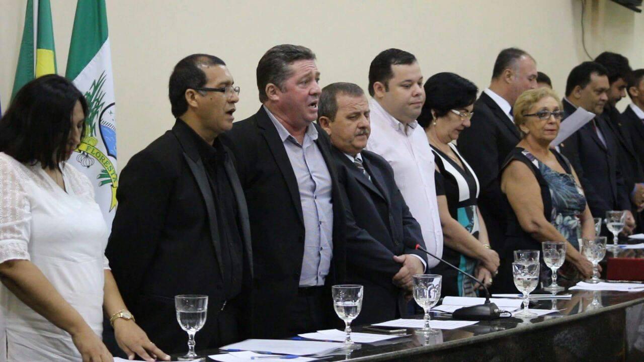 Sessão Solene marca dia 31 de março, quando Floresta completou 171 anos de emancipação política