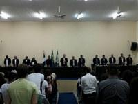 Sessão Solene alusiva  aos 172 anos de Emancipação Política de Floresta