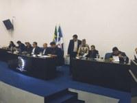 Vereadores cumprem calendário de reuniões e realizam nova sessão na Câmara
