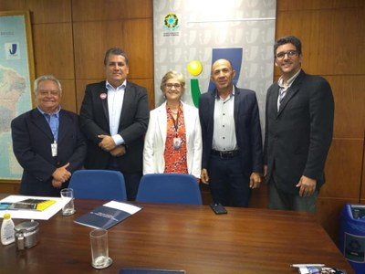 Visita ao Interlegis